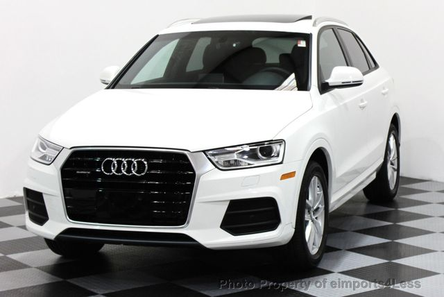 2017 Audi Q3 Certified 2 0t Quattro Awd Suv Camera Navigation 16007898 14