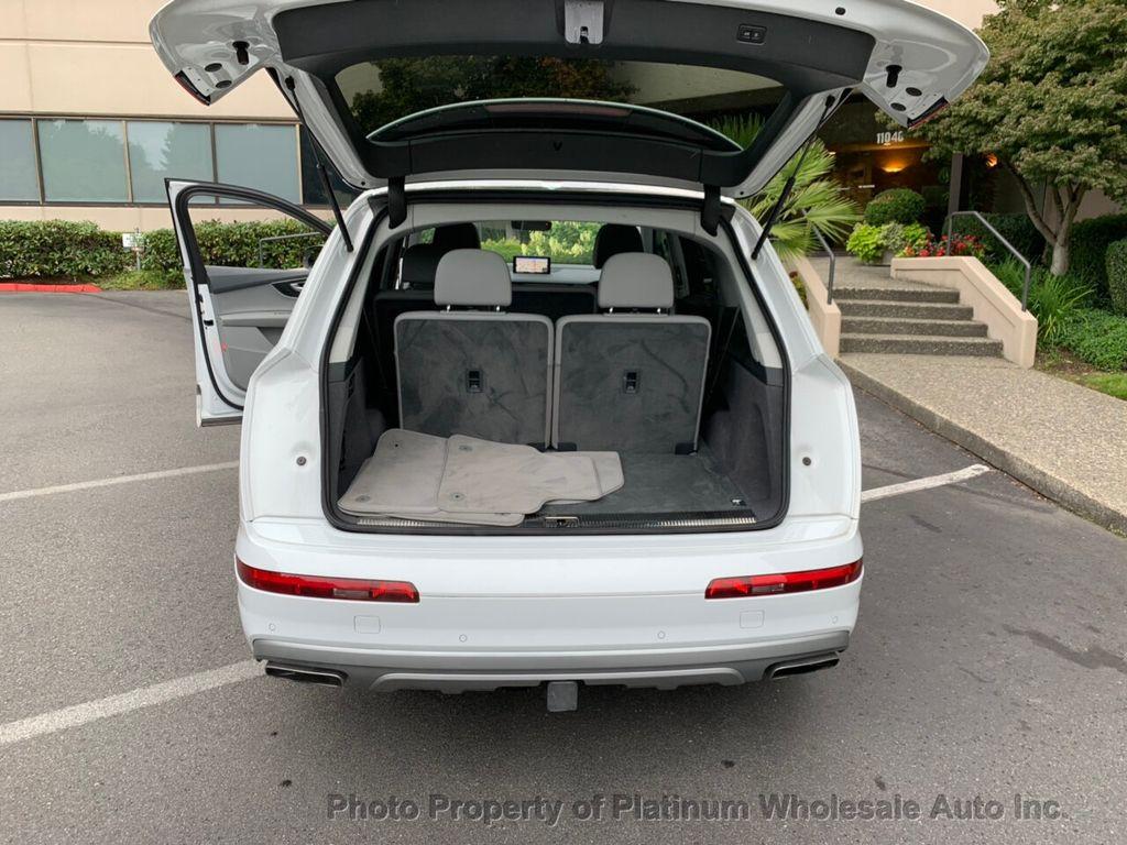 2017 Audi Q7 quattro 4dr 3.0T Prestige - 18561921 - 20