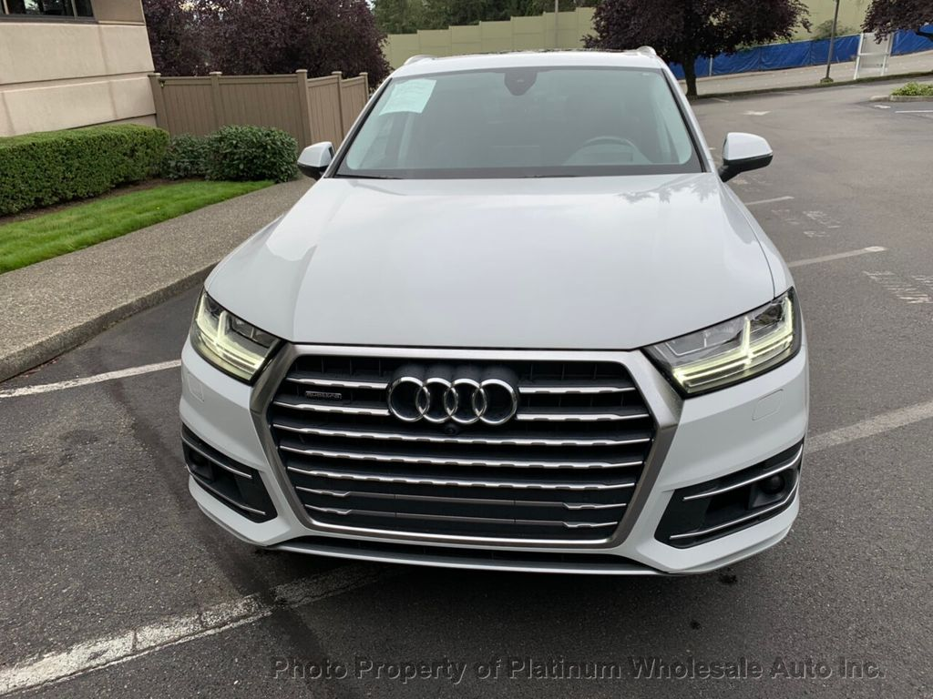 2017 Audi Q7 RARE PRESTIGE ONE OWNER LIKE NEW LOADED NICEST DEALER SERVICED - 18561921 - 3