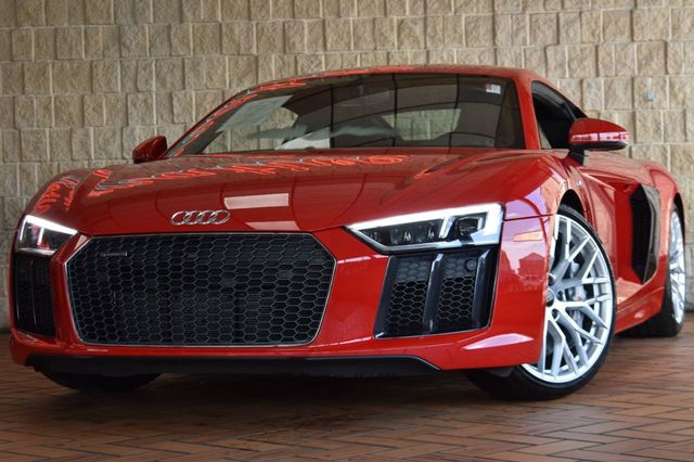 2017 Used Audi R8 2dr Coupe Automatic Quattro V10 At Driven Auto Sales Serving Burbank Il Iid 18980231