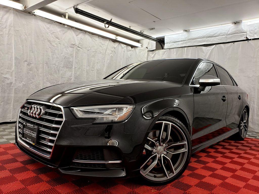 2017 Audi S3 2.0 TFSI Premium Plus - 18291051 - 35