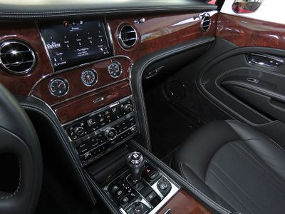 2017 Bentley Mulsanne Premier - Click to see full-size photo viewer