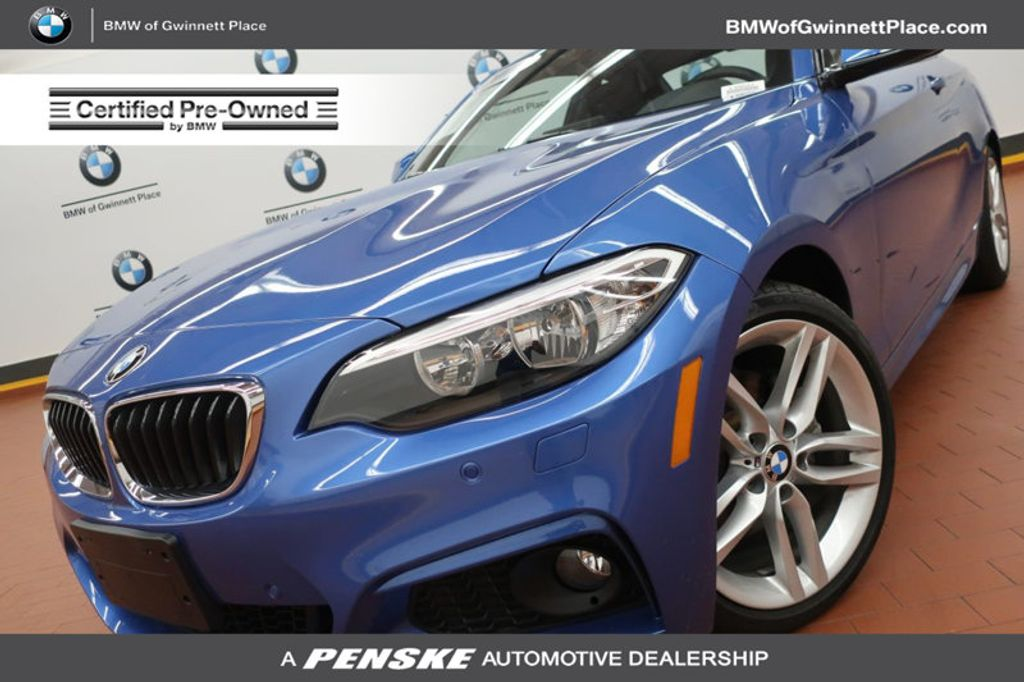 2017 BMW 2 Series 230i xDrive - 18096568 - 0