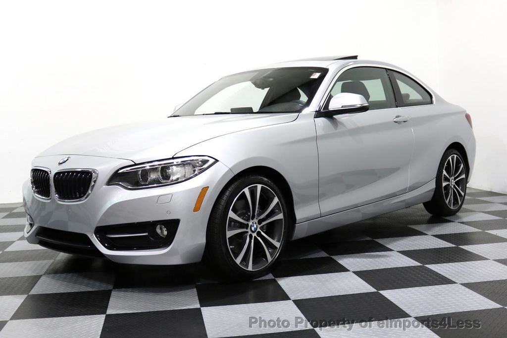 2017 BMW 2 Series CERTIFIED 230i xDRIVE SPORT PREMIUM COLD NAVI  - 17111182 - 28