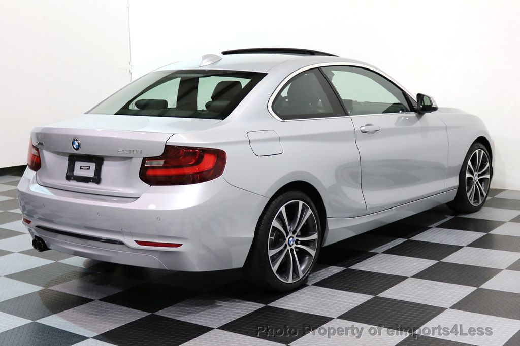 2017 BMW 2 Series CERTIFIED 230i xDRIVE SPORT PREMIUM COLD NAVI  - 17111182 - 32