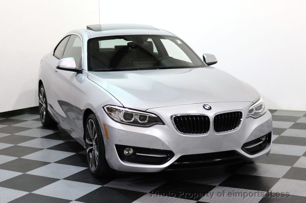 2017 BMW 2 Series CERTIFIED 230i xDRIVE SPORT PREMIUM COLD NAVI  - 17111182 - 40