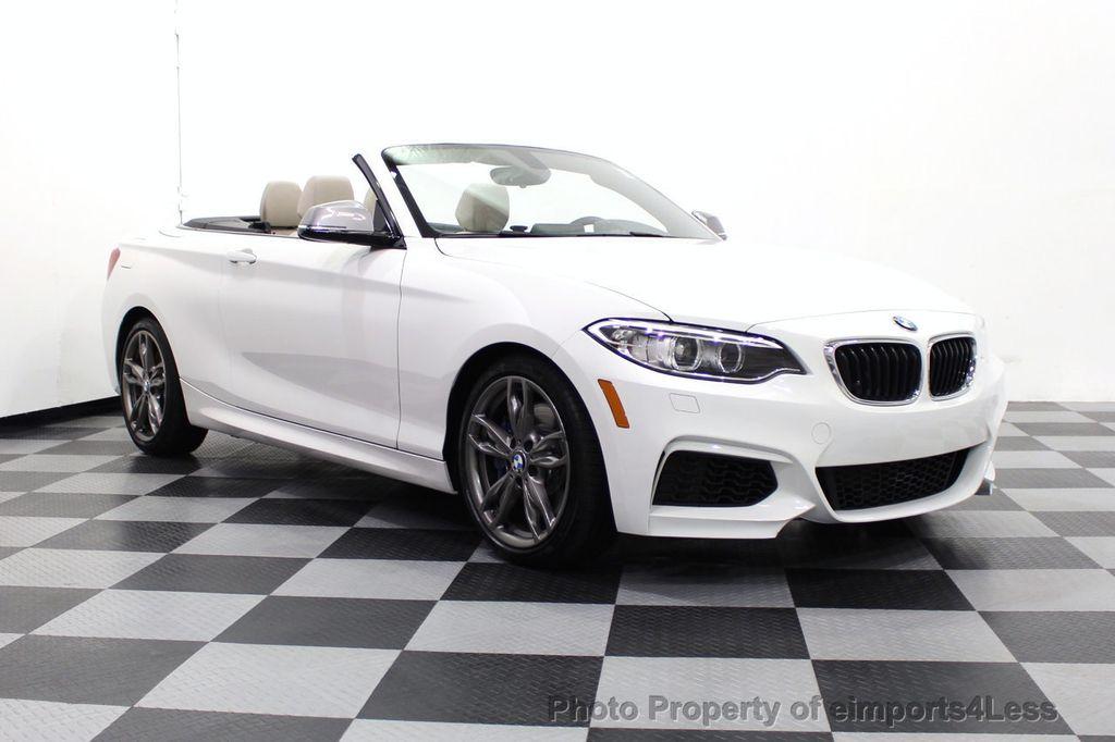 2017 BMW 2 Series CERTIFIED M240i 6 SPEED MANUAL TRANSMISSION - 18051537 - 14