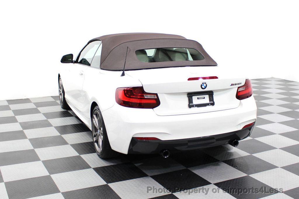 2017 BMW 2 Series CERTIFIED M240i 6 SPEED MANUAL TRANSMISSION - 18051537 - 15