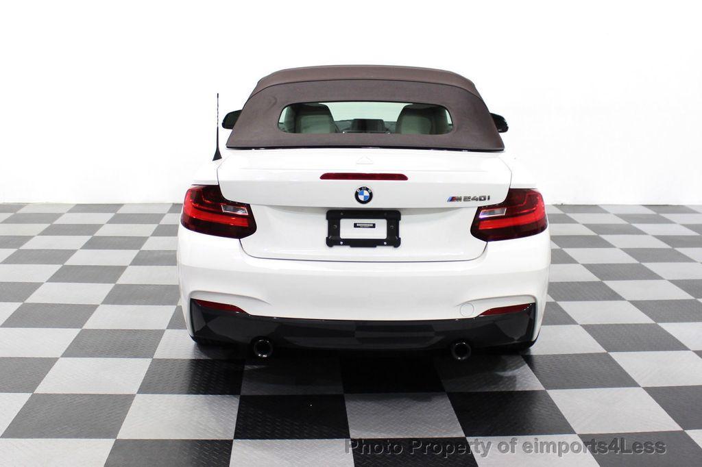 2017 BMW 2 Series CERTIFIED M240i 6 SPEED MANUAL TRANSMISSION - 18051537 - 16