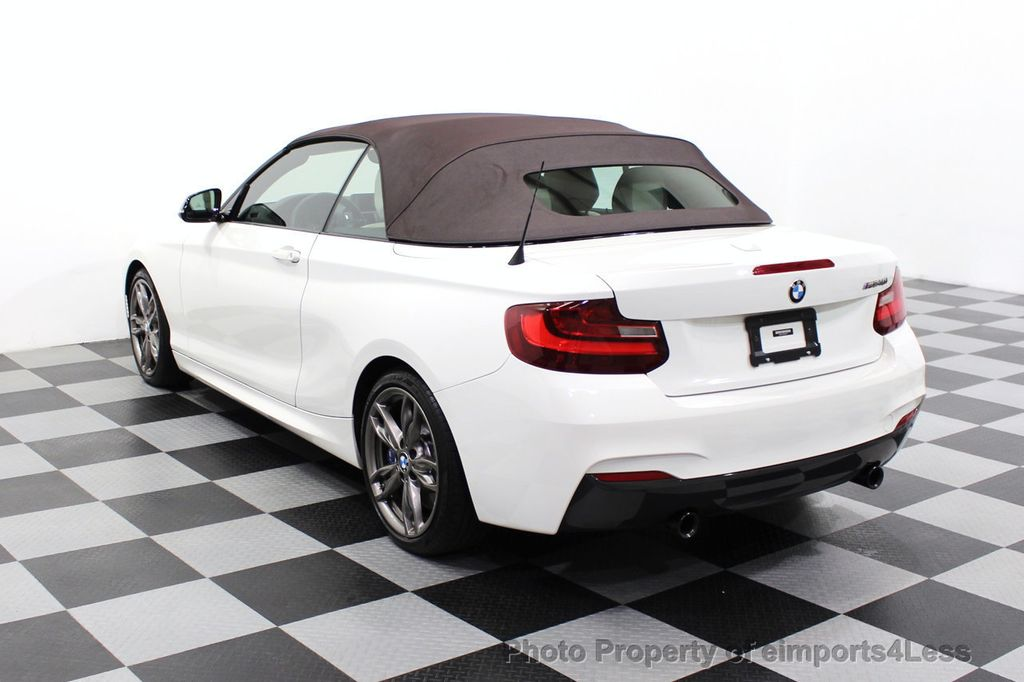 2017 BMW 2 Series CERTIFIED M240i 6 SPEED MANUAL TRANSMISSION - 18051537 - 2