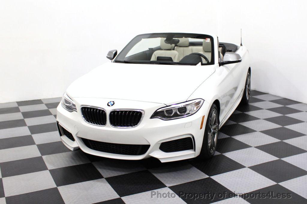 2017 BMW 2 Series CERTIFIED M240i 6 SPEED MANUAL TRANSMISSION - 18051537 - 43