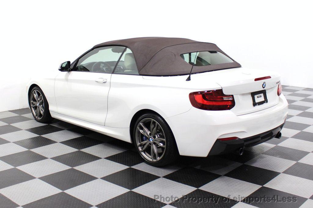 2017 BMW 2 Series CERTIFIED M240i 6 SPEED MANUAL TRANSMISSION - 18051537 - 45