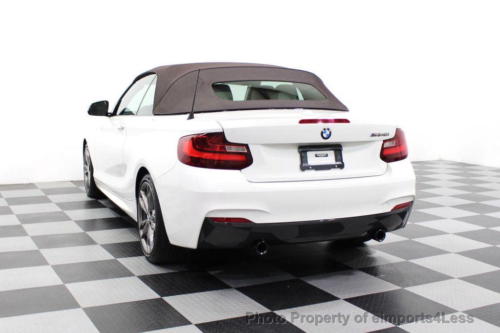 2017 BMW 2 Series CERTIFIED M240i 6 SPEED MANUAL TRANSMISSION - 18051537 - 53