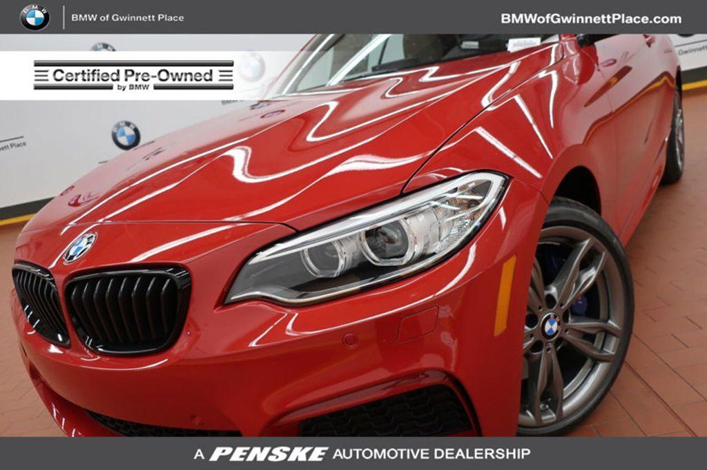 2017 BMW 2 Series M240i - 16648346 - 0