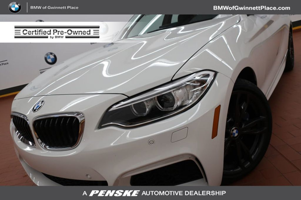 Dealer Video - 2017 BMW 2 Series M240i - 16930559