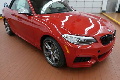 2017 BMW 2 Series M240i Convertible - Click to see full-size photo viewer