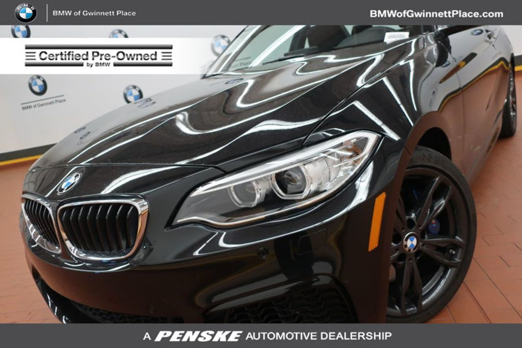 2017 BMW 2 Series M240i xDrive - 17018230 - 0