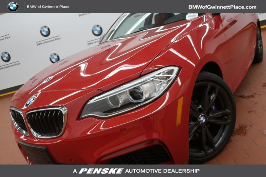 2017 BMW 2 Series M240i xDrive - 17373266 - 0