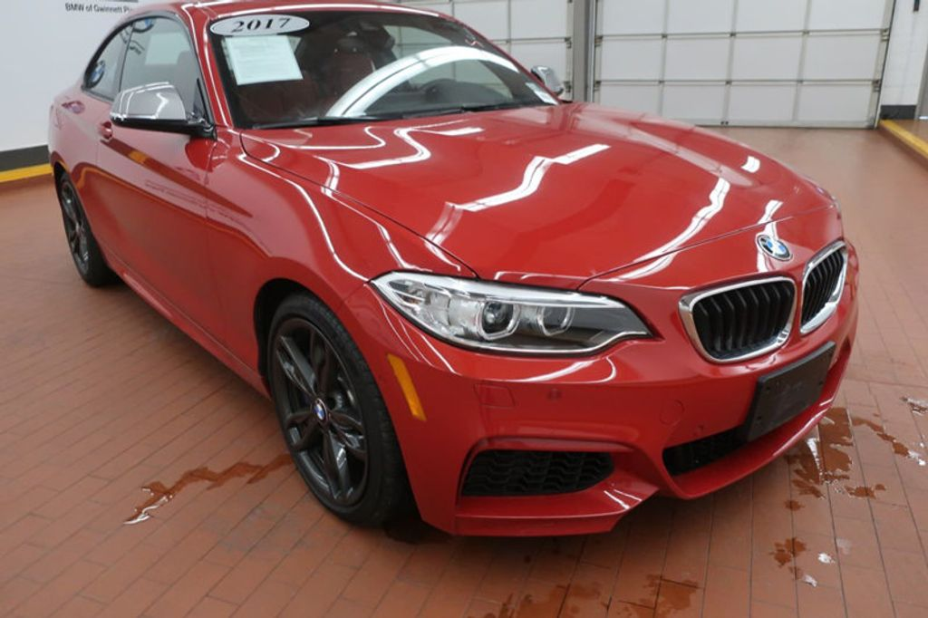 2017 BMW 2 Series M240i xDrive - 17373266 - 7