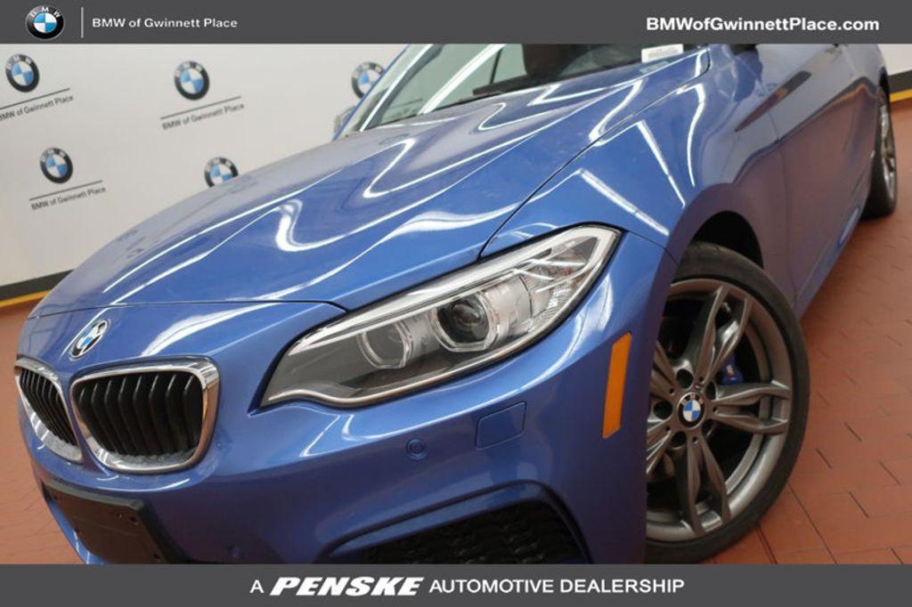 2017 BMW 2 Series M240i xDrive - 17419307 - 0