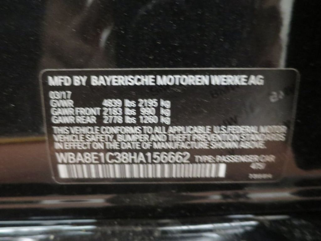 2017 BMW 3 Series 330e iPerformance Plug-In Hybrid - 16419470 - 50