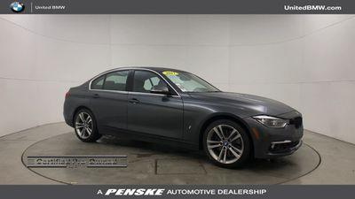 2017 BMW 3 Series 330e iPerformance Plug-In Hybrid Sedan
