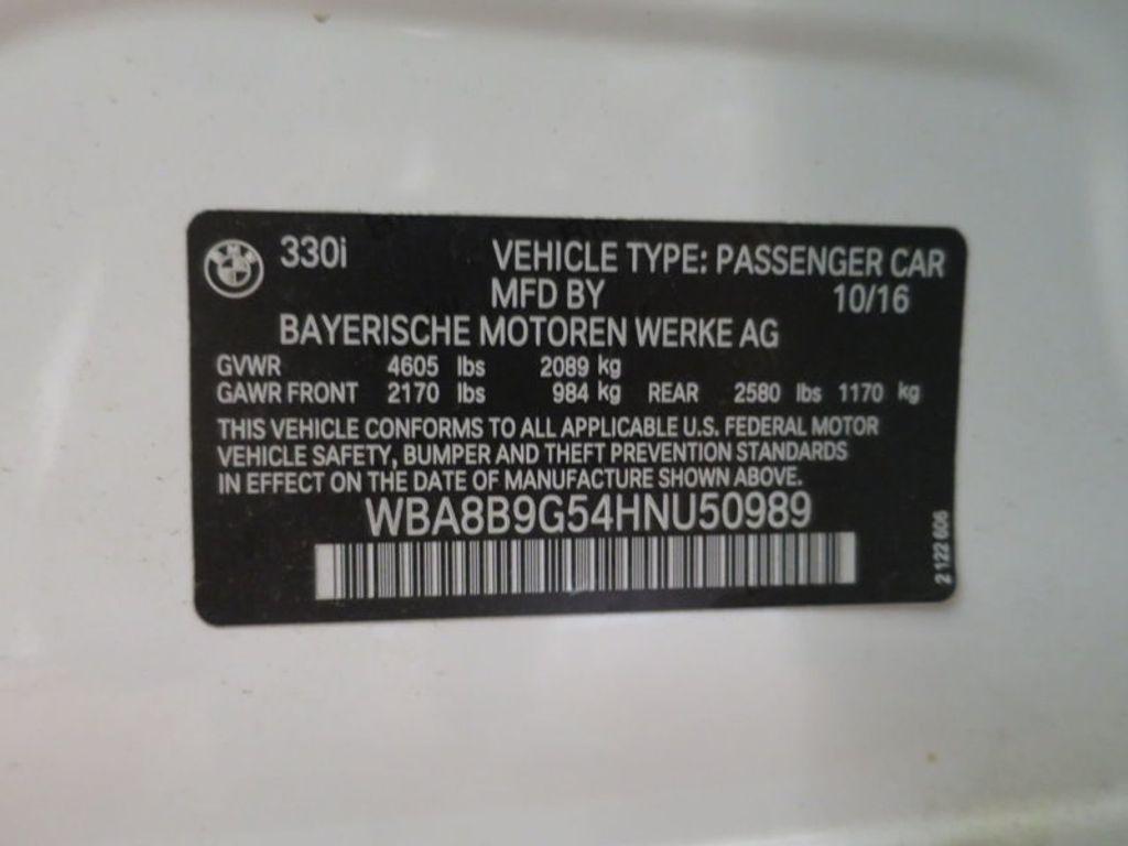 2017 BMW 3 Series 330i - 15835116 - 51