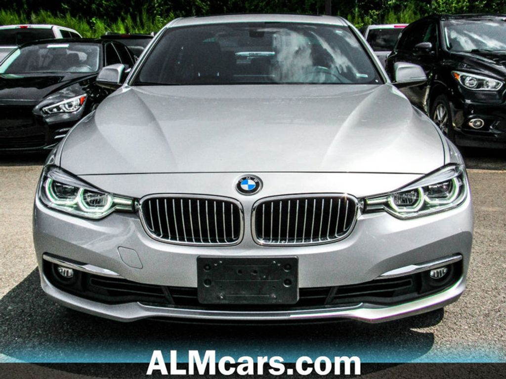 2017 Bmw 3 Series 330i Xdrive 17997318 2