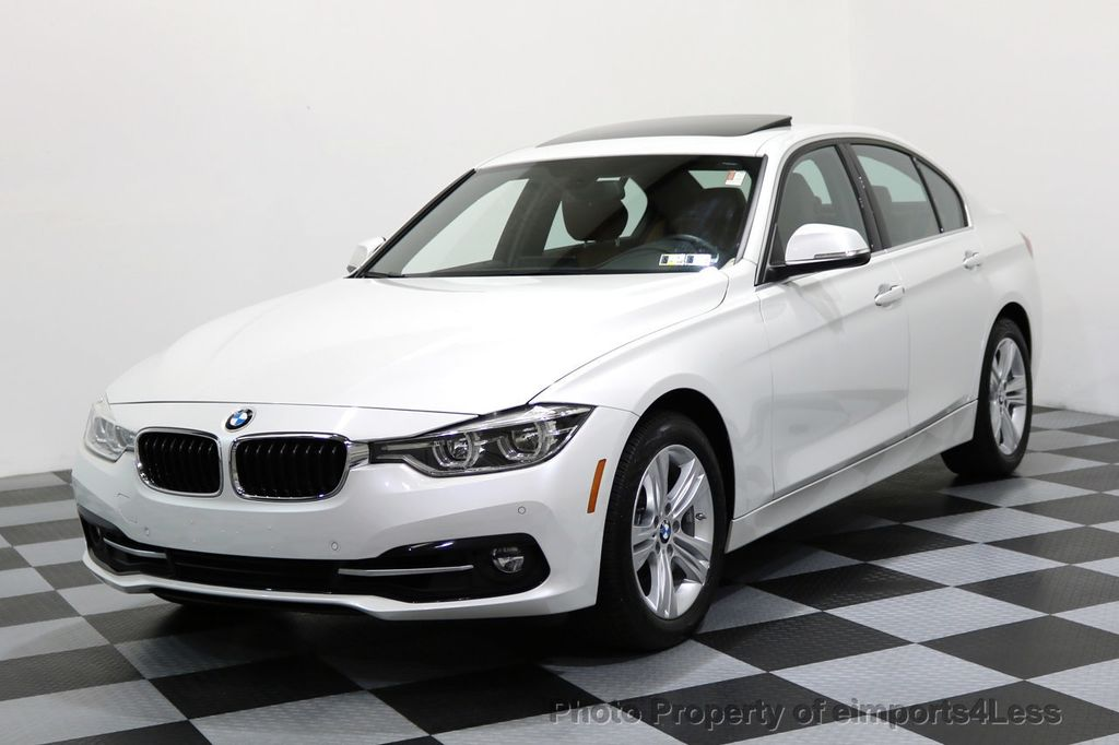 2017 BMW 3 Series CERTIFIED 330i xDRIVE AWD PREMIUM COLD NAV - 17028258 - 13