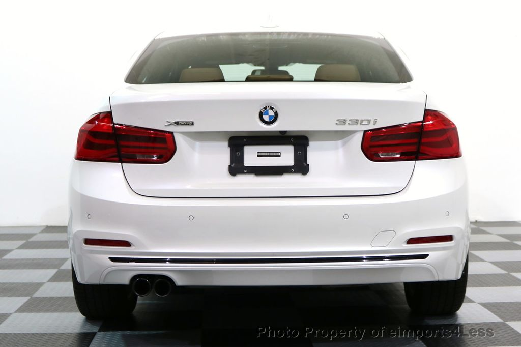 2017 BMW 3 Series CERTIFIED 330i xDRIVE AWD PREMIUM COLD NAV - 17028258 - 16