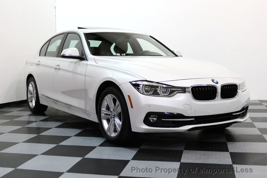2017 BMW 3 Series CERTIFIED 330i xDRIVE AWD PREMIUM COLD NAV - 17028258 - 1