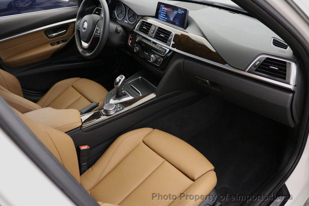 2017 BMW 3 Series CERTIFIED 330i xDRIVE AWD PREMIUM COLD NAV - 17028258 - 22