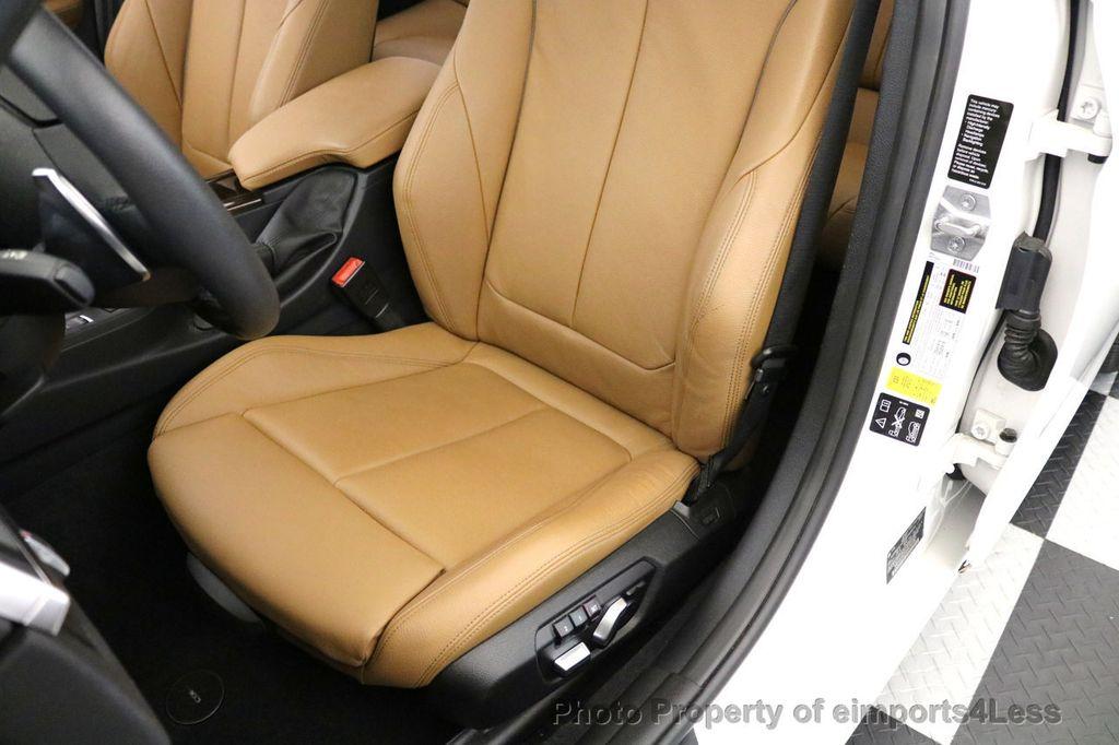 2017 BMW 3 Series CERTIFIED 330i xDRIVE AWD PREMIUM COLD NAV - 17028258 - 23