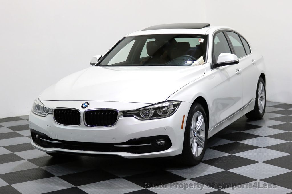 2017 BMW 3 Series CERTIFIED 330i xDRIVE AWD PREMIUM COLD NAV - 17028258 - 27