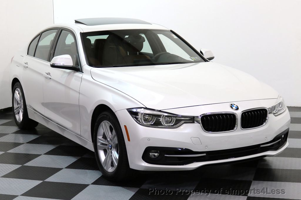 2017 BMW 3 Series CERTIFIED 330i xDRIVE AWD PREMIUM COLD NAV - 17028258 - 28