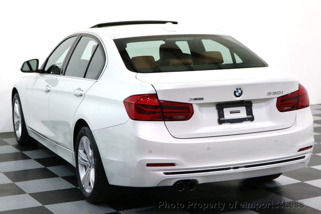 2017 BMW 3 Series CERTIFIED 330i xDRIVE AWD PREMIUM COLD NAV - 17028258 - 2