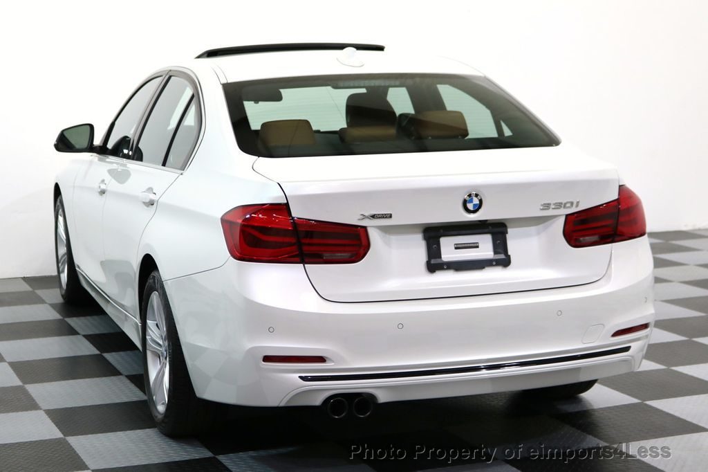 2017 BMW 3 Series CERTIFIED 330i xDRIVE AWD PREMIUM COLD NAV - 17028258 - 29