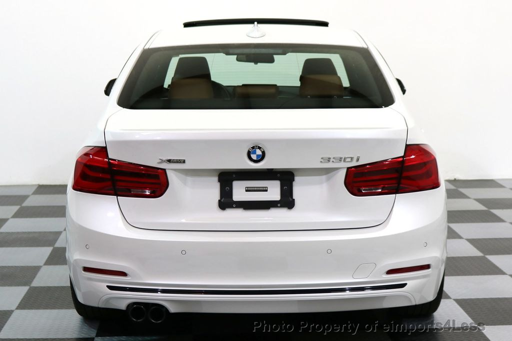 2017 BMW 3 Series CERTIFIED 330i xDRIVE AWD PREMIUM COLD NAV - 17028258 - 30