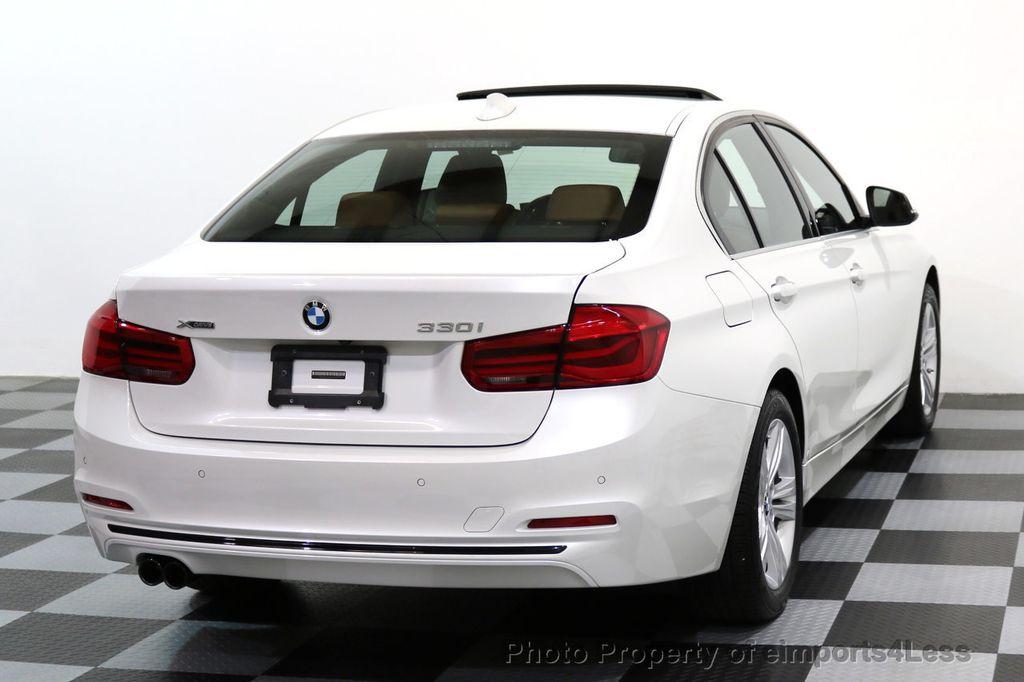 2017 BMW 3 Series CERTIFIED 330i xDRIVE AWD PREMIUM COLD NAV - 17028258 - 31