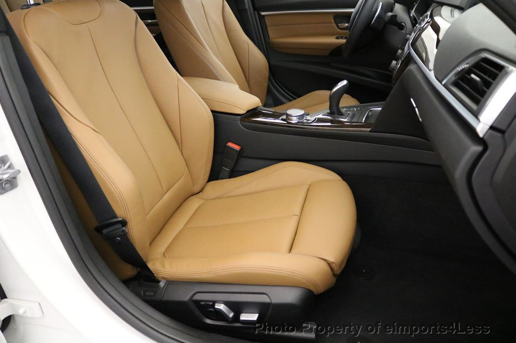 2017 BMW 3 Series CERTIFIED 330i xDRIVE AWD PREMIUM COLD NAV - 17028258 - 34