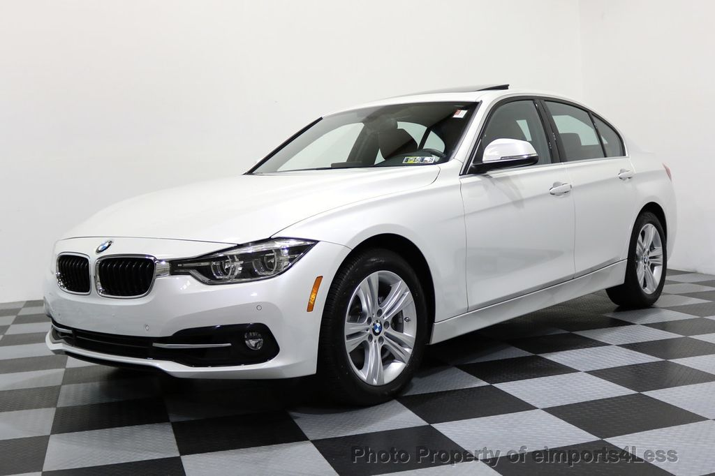 2017 BMW 3 Series CERTIFIED 330i xDRIVE AWD PREMIUM COLD NAV - 17028258 - 42