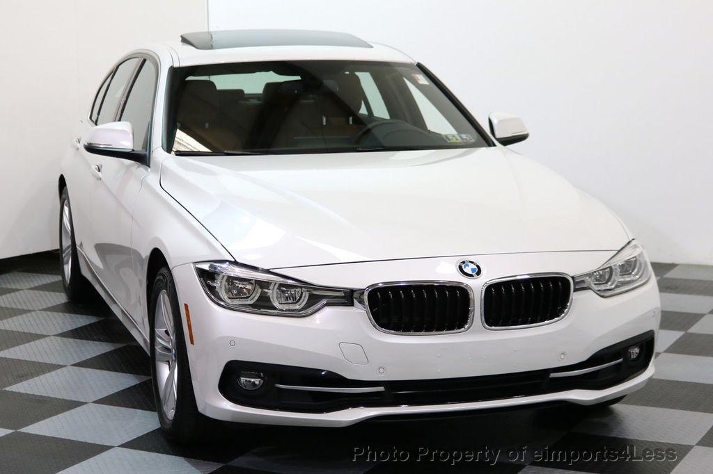 2017 BMW 3 Series CERTIFIED 330i xDRIVE AWD PREMIUM COLD NAV - 17028258 - 43