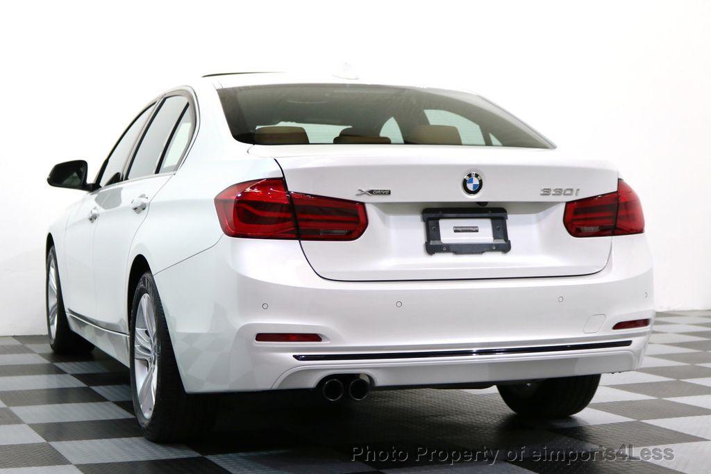 2017 BMW 3 Series CERTIFIED 330i xDRIVE AWD PREMIUM COLD NAV - 17028258 - 47