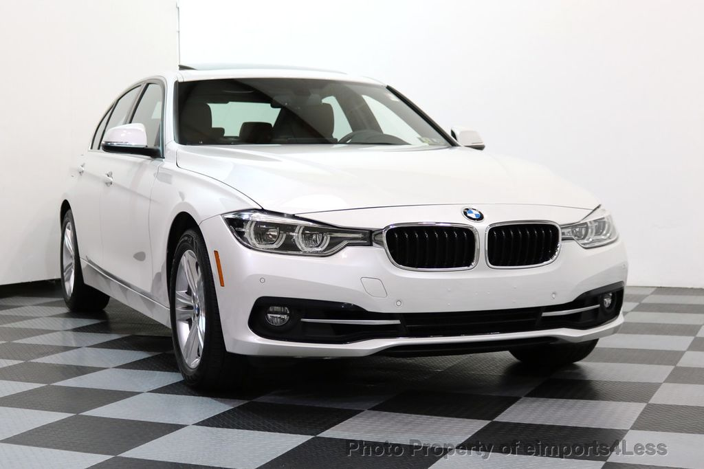 2017 BMW 3 Series CERTIFIED 330i xDRIVE AWD PREMIUM COLD NAV - 17028258 - 49