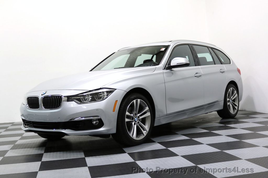 2017 BMW 3 Series CERTIFIED 330i xDRIVE AWD SPORTS WAGON ASSIST NAV - 17570178 - 13