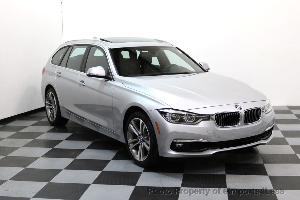 2017 BMW 3 Series CERTIFIED 330i xDRIVE AWD SPORTS WAGON ASSIST NAV - 17570178 - 43