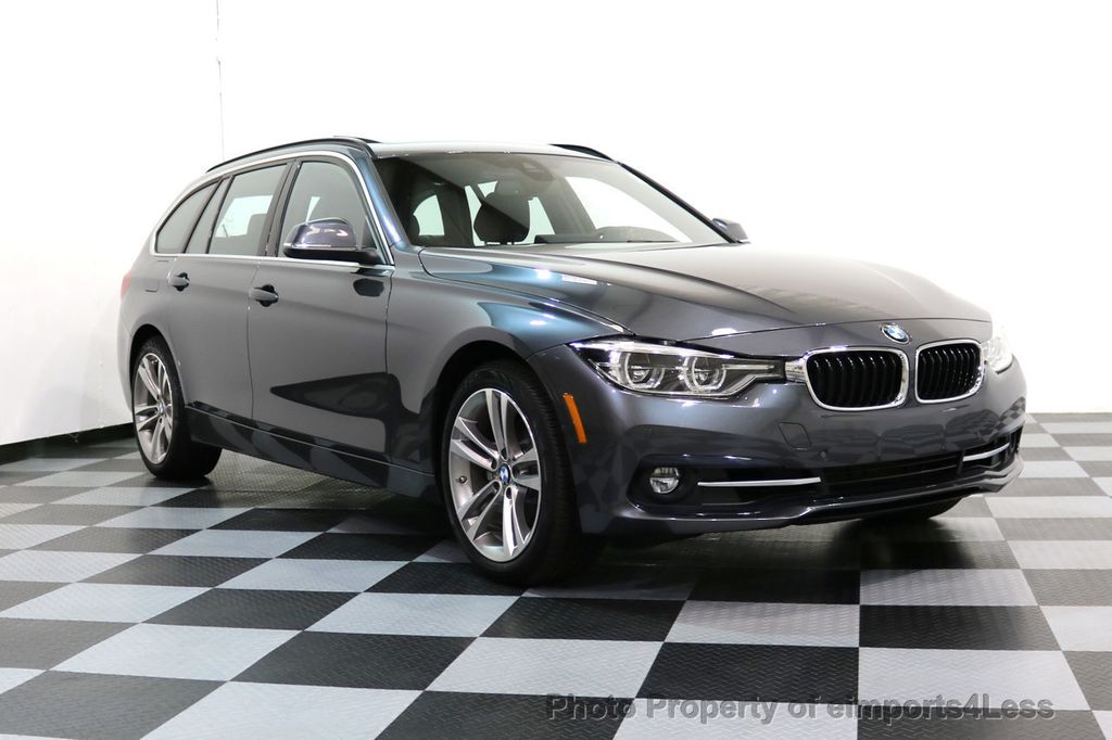 2017 BMW 3 Series CERTIFIED 330i xDRIVE SPORTS WAGON AWD NAV CAM TECH - 17098792 - 14