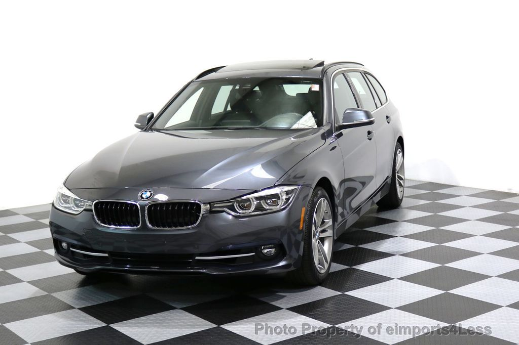 2017 BMW 3 Series CERTIFIED 330i xDRIVE SPORTS WAGON AWD NAV CAM TECH - 17098792 - 31