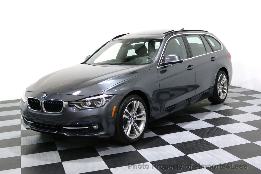2017 BMW 3 Series CERTIFIED 330i xDRIVE SPORTS WAGON AWD NAV CAM TECH - 17098792 - 48