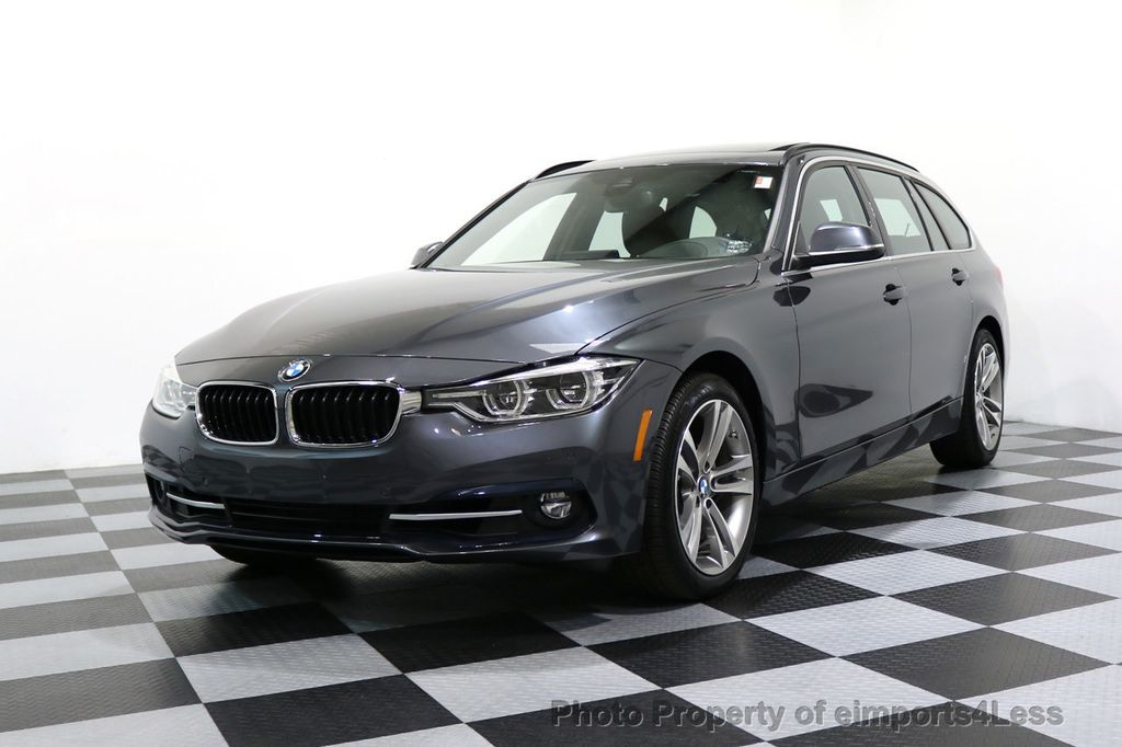 2017 BMW 3 Series CERTIFIED 330i xDRIVE SPORTS WAGON AWD NAV CAM TECH - 17098792 - 53